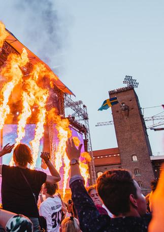 Summerburst - Stockholm, Sweden
