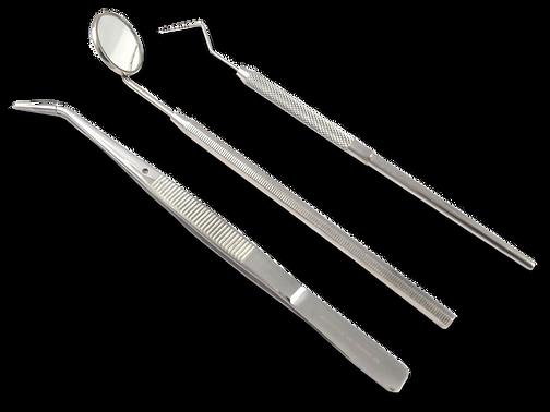 foto tandarts tools