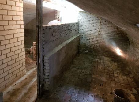 Kelderrenovatie Roermond