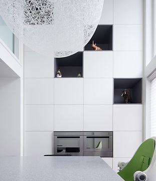 vanLeth Interieurbouw residential living