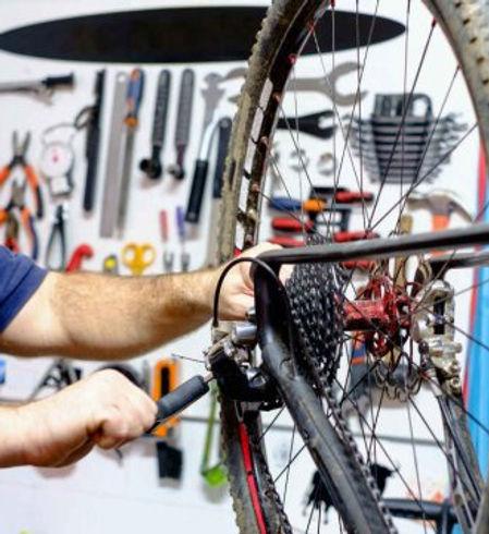 Herstellingen en onderhoud fietsen Veloscope Weelde