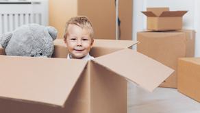 Mag ik met mijn minderjarige kinderen verhuizen na een echtscheiding?