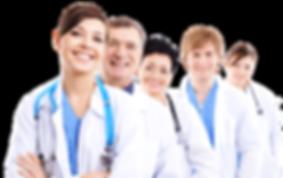 foto medische professionals