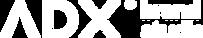 adx logo branco