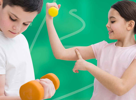 Musculação na Infância e Adolescência: Verdades e Mitos
