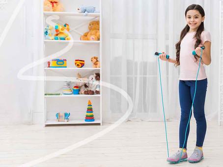 Como que pular corda pode diminuir riscos de doenças?