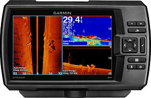 Echosonad Garmin Striker Plus 7sv.