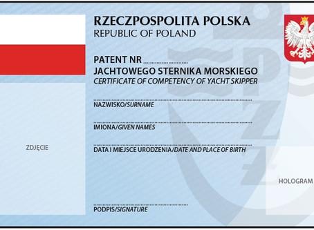 Patenty Żeglarskie