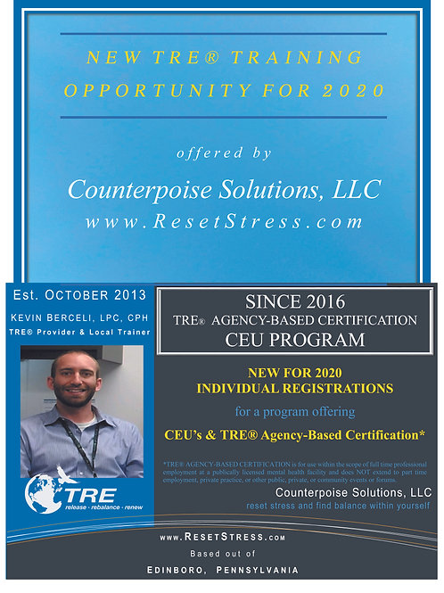 Skill Development for Trauma Counseling