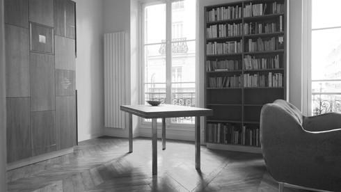Agencement d'un appartement Parisien