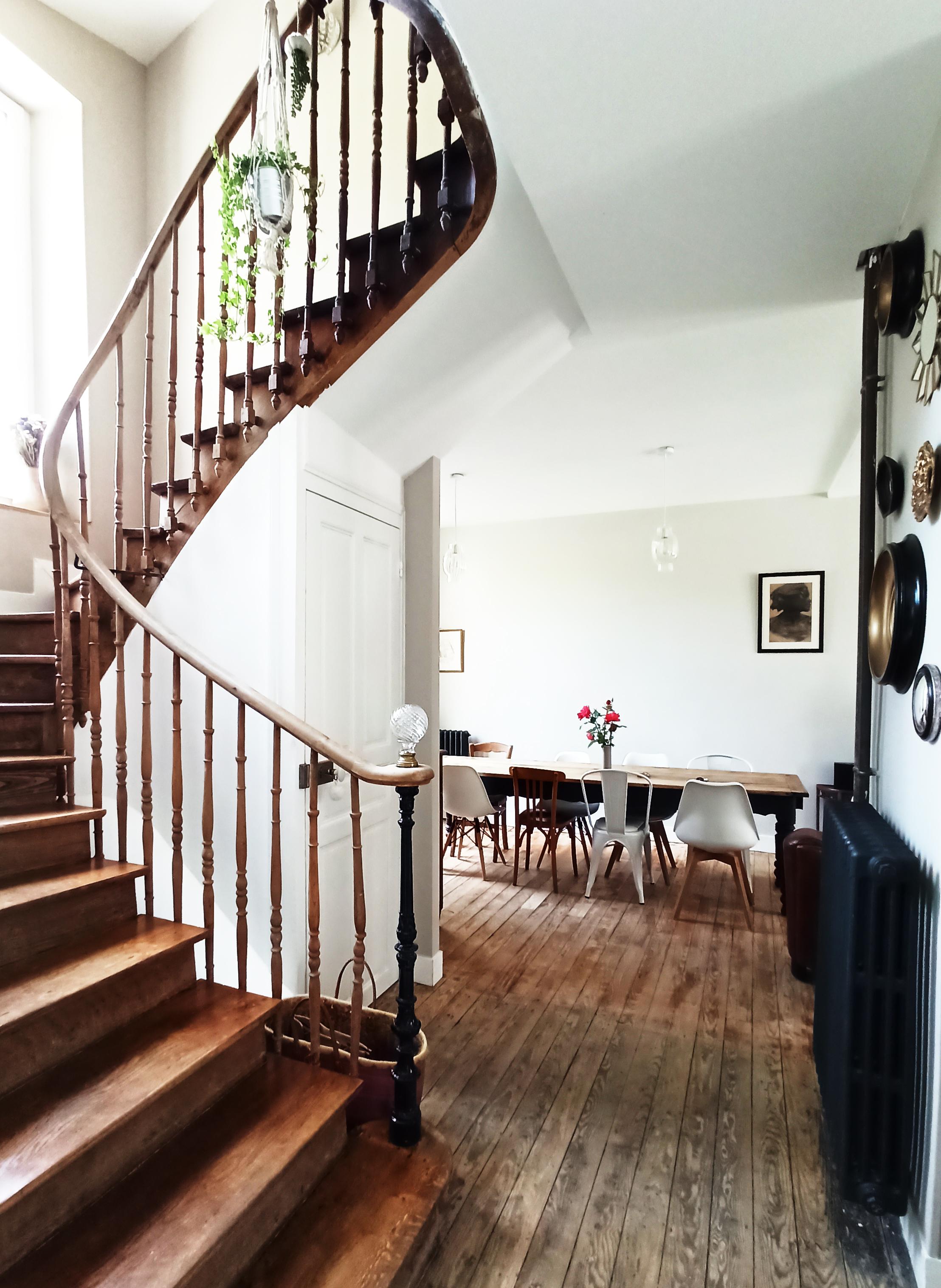 Renovation d'une maison à Pau