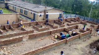 Breaking ground and barriers to healthcare in Rwanda