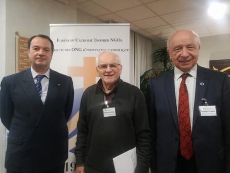 MaterCare attends Vatican Forum: Dec 5-7