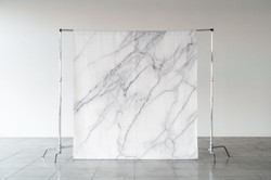 WHITE MARBLE FABRIC