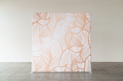 GOLDEN LEAVES FABRIC