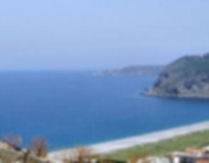 panorama dal castello aragonese