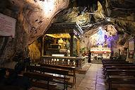Palermo interno del Santuario di Santa Rosalia