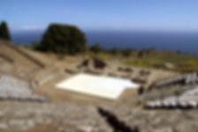 teatro greco tindari