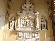 Statue di San Marco e San Luca di Antonello Gagini duomo di palermo