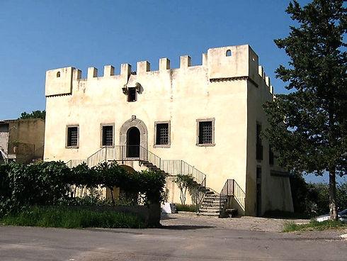 castello bastione Capo d'Orlando