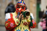 I Giudei di San Fratello con le trombe