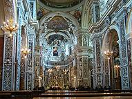 Interno Sicilia palermo casa professa