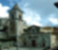 le ventidue chiese di san marco d'alunzio