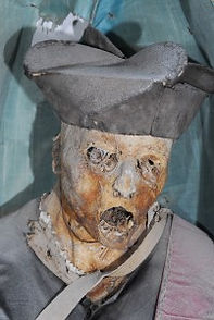 mummia di un sacerdote Savoca