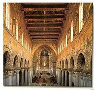 i mosaici della cattedrale di palermo