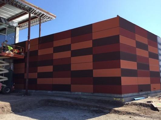 San Rafael High School Mack Building