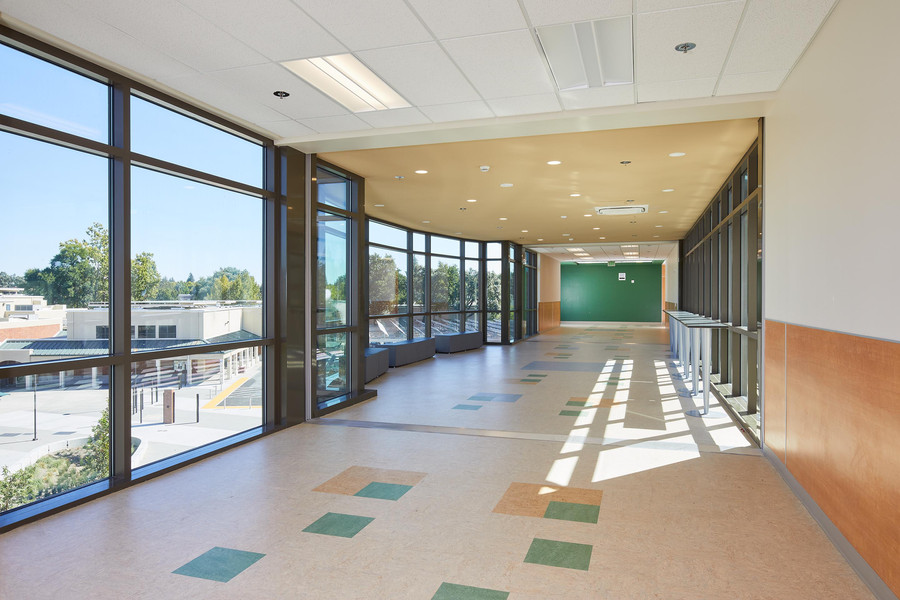Interior Hallway Complete