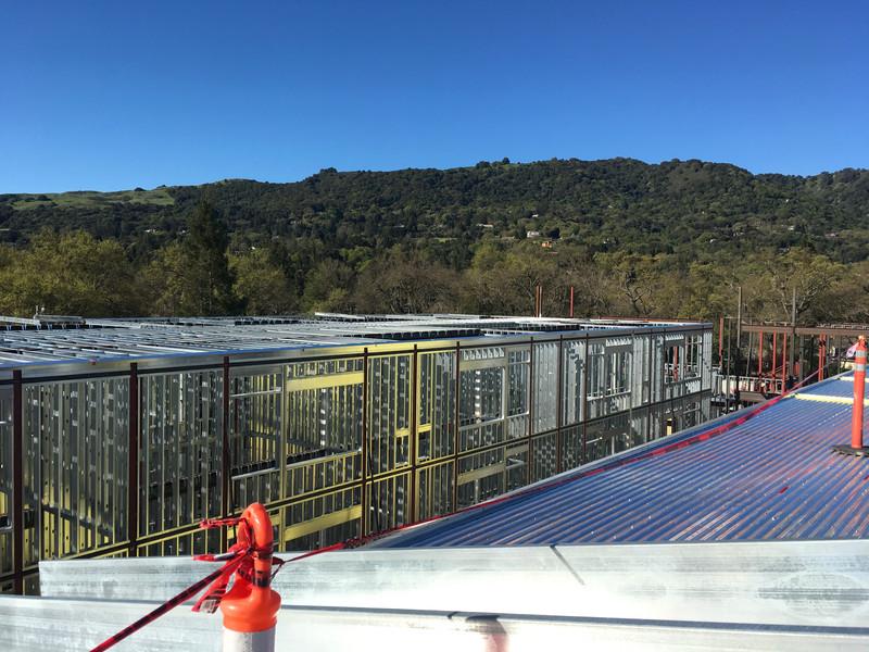 Exteior Roof Framing