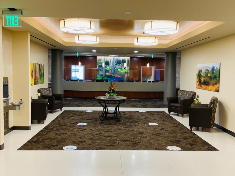 2nd & 3rd Floor Lobby