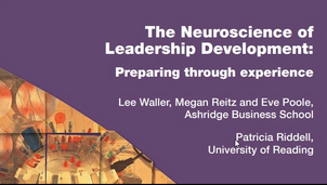 The NeuroScience of Leadership