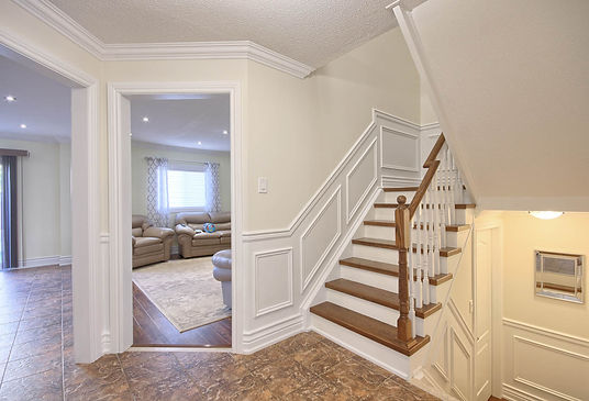 crown moulding, wainscoting, installation, Toronto