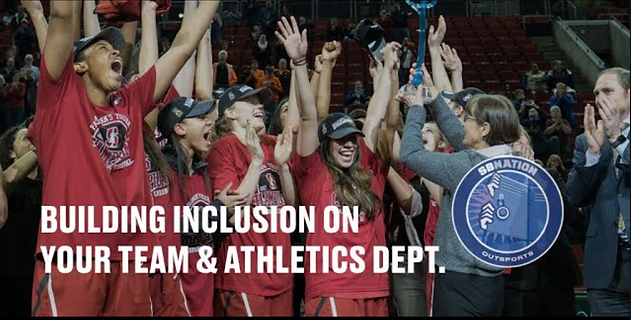 Building Inclusion on Your Team & Athletics Department (OutSports)