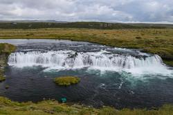 Faxi waterfall