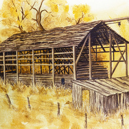 Trickle Bridge Barn