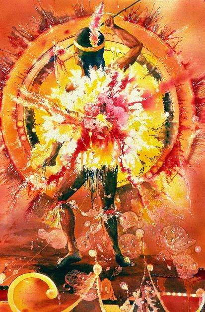 Feather Spirit Dancer