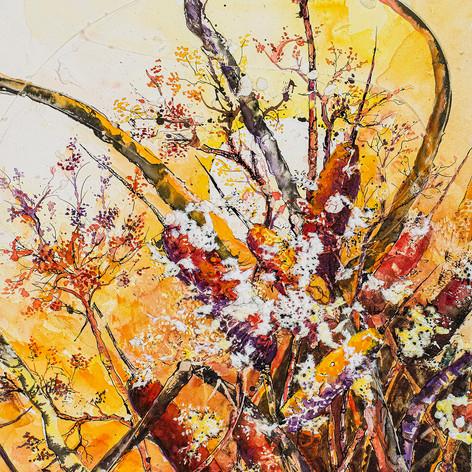 Cattail Autumn