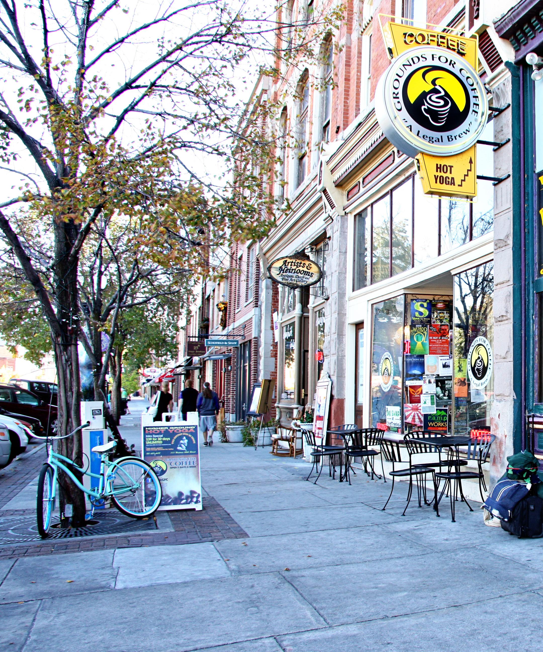 111 Historic 25th Street, Ogden