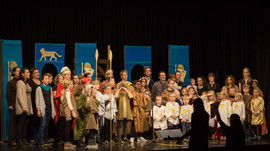 Musical-Aufführung: Esther - der Stern Persiens