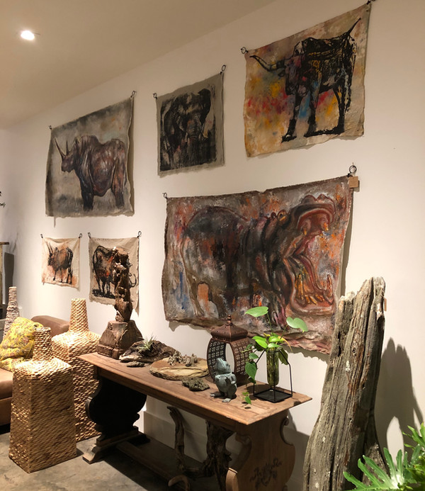 Indoor Gallery Space