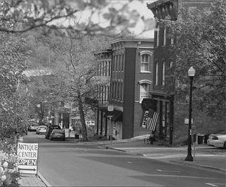 Kingston Waterfront District BW.jpg