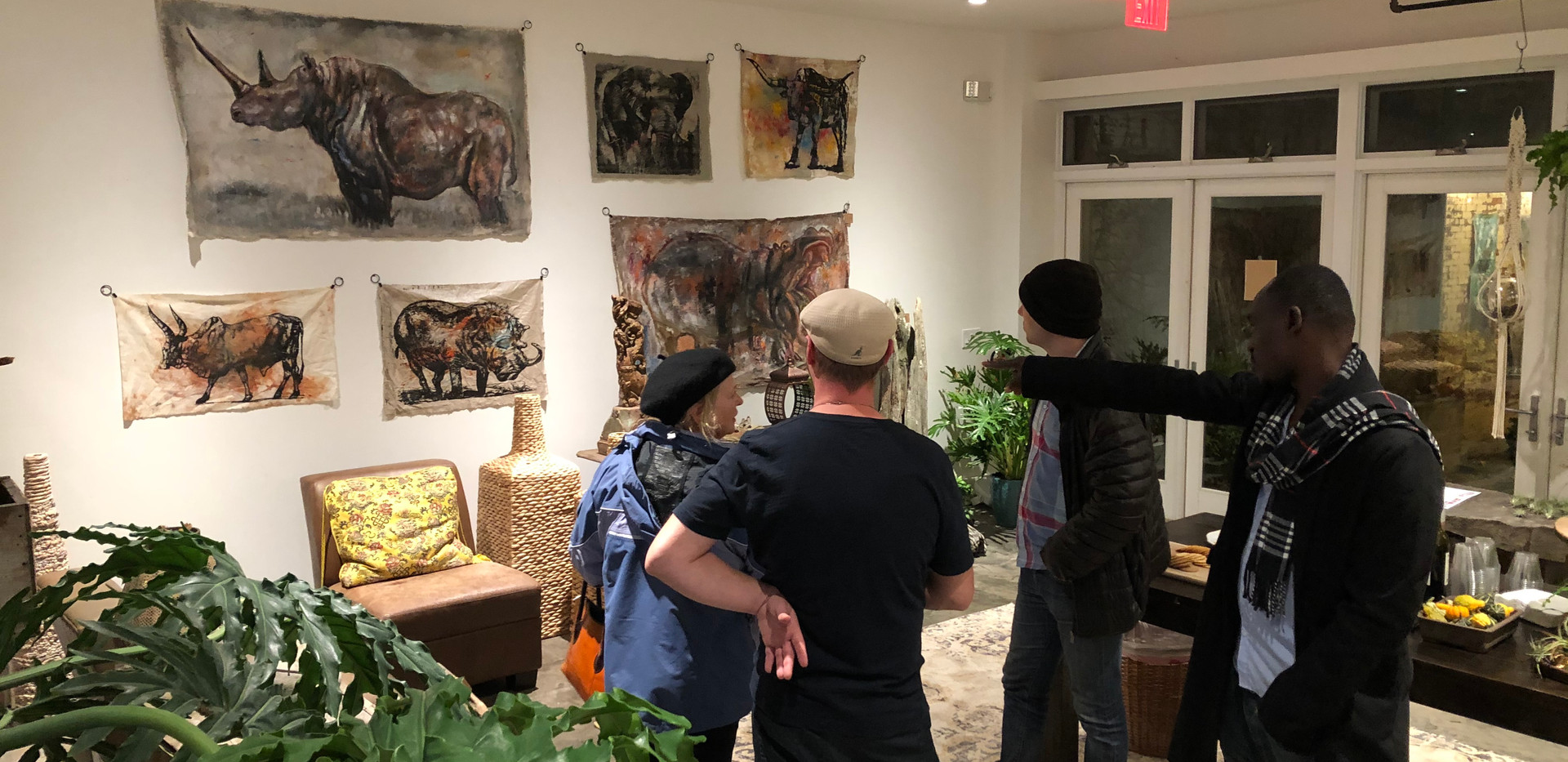 Eric Ajama Art Opening Night8.JPG