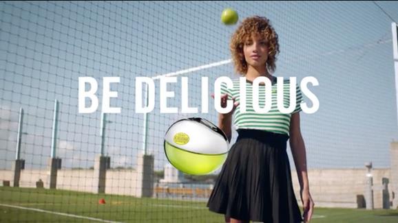 Alicia Herbeth x DKNY Be Delicious Fragrance
