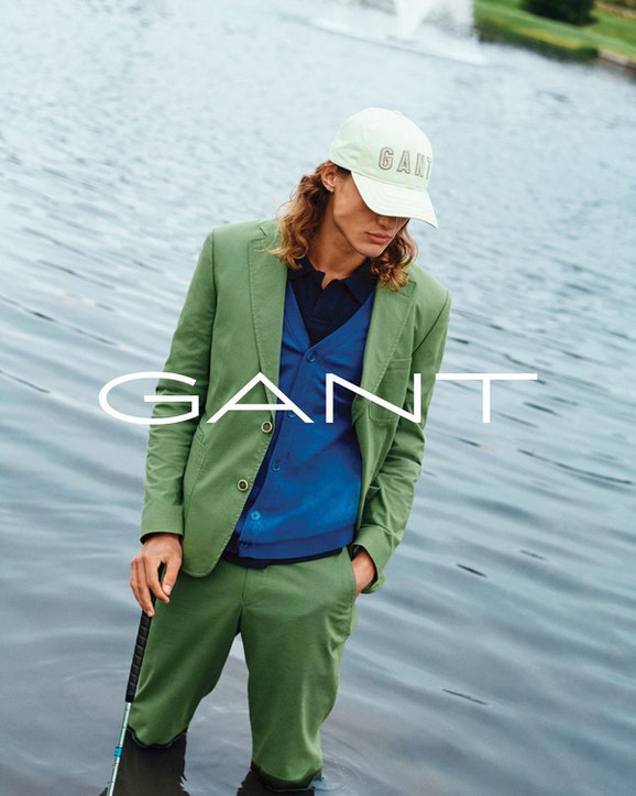 ELIOTT TIPP for GANT SS21