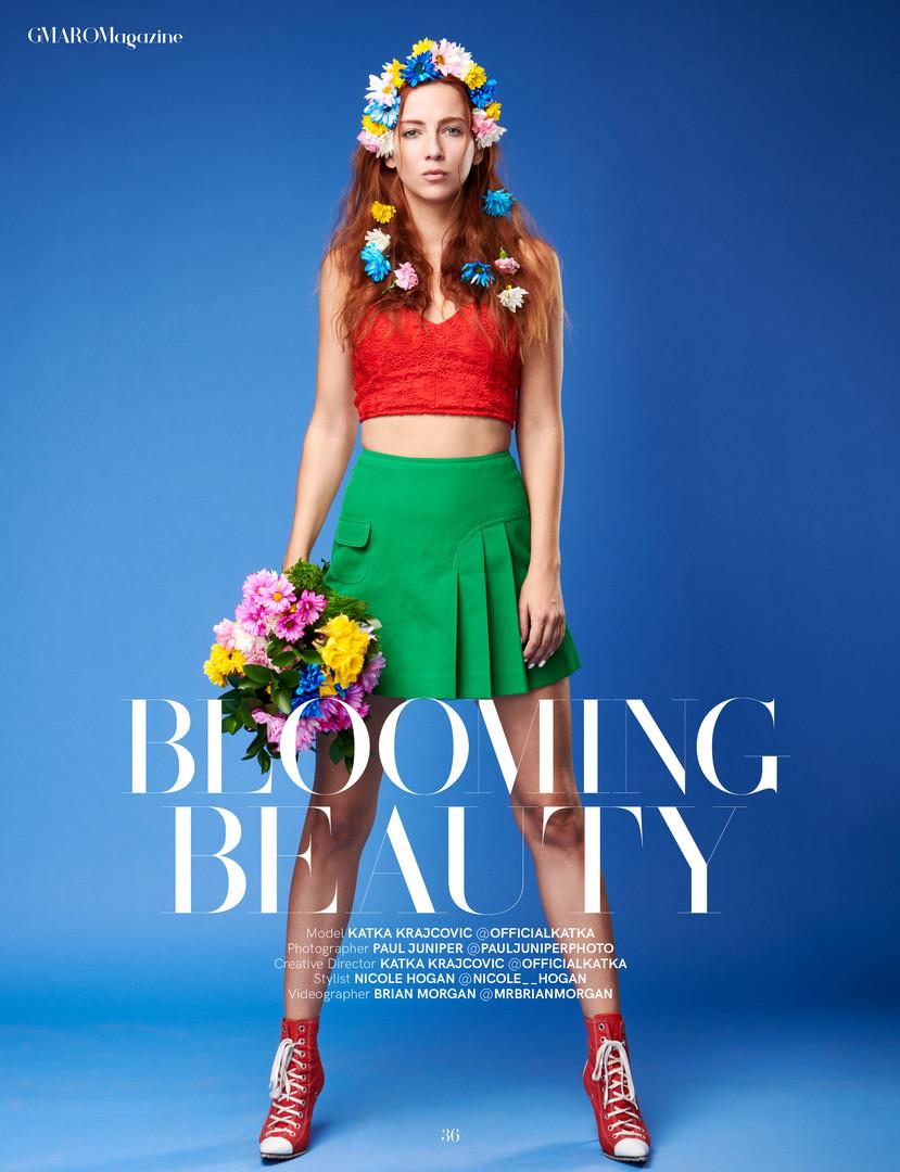 Blooming Beauty Katka