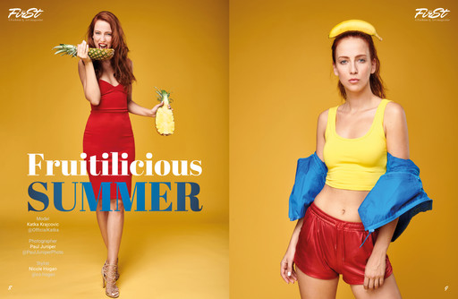Fruitilicious Summer Katka Krajcovic
