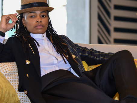 TIMEEKAH MURPHY IS REDEFINING WHAT FASHION IS THROUGH HER BRAND ALANI TAYLOR